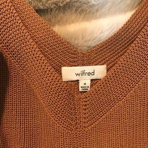 Aritzia Tops - Aritzia Wilfred Mony Knit Top